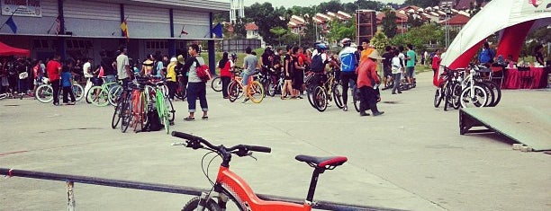 Extreme Park Shah Alam is one of Favorite Great Outdoors.