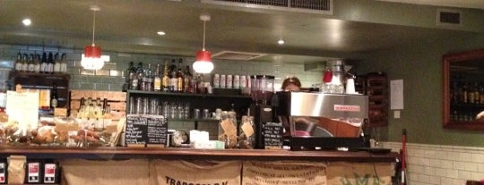 Full Stop is one of 100+ Independent London Coffee Shops.