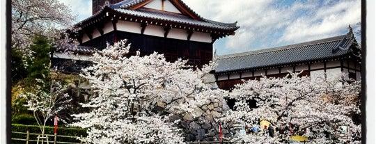 郡山城跡公園 is one of Great outdoor in NARA.
