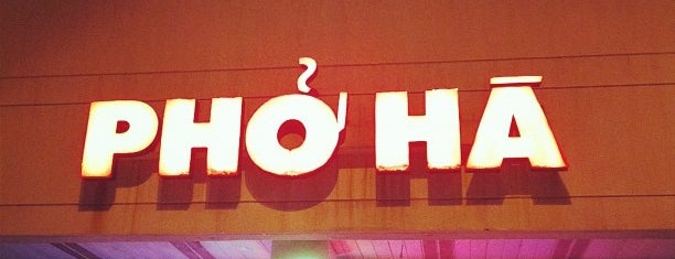 Pho Ha is one of Philadelphia.