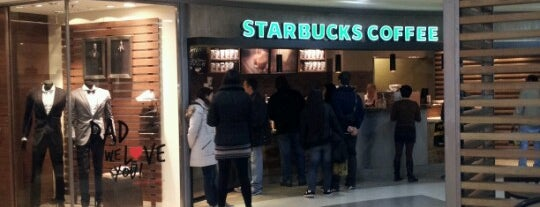 Starbucks is one of Starbucks en Buenos Aires.