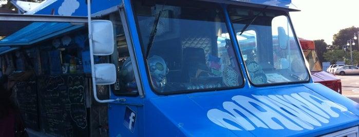 Manna Japanese Comfort Food is one of Food Trucks.