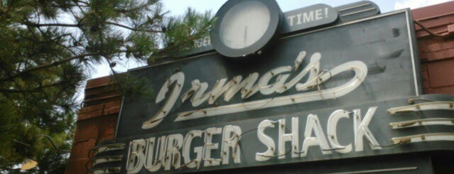 Irma's Burger Shack is one of Diners, drive-ins, and such.