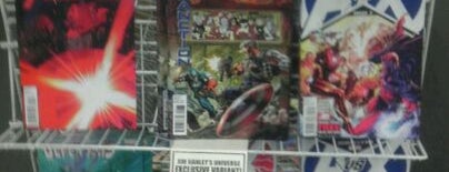 JHU Comic Books is one of Ultimate NYC Nerd List.