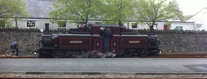 Ffestiniog Railway is one of Attractions & Activities close by.
