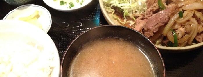 食べもの処 いちご is one of 渋谷周辺おすすめなお店.