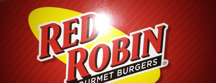 Red Robin Gourmet Burgers is one of LA eats.