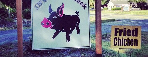 JB's Smokeshack is one of Charleston.