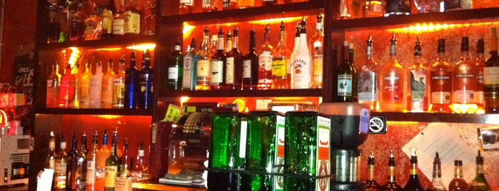 The SKINnY Bar & Lounge is one of NYC Nights.
