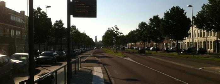 Bushalte van Koetsveldstraat is one of Public transport NL.