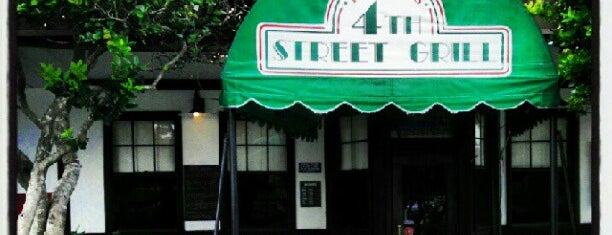 Harvey's 4th Street Grill is one of Best places in Saint Petersburg, Florida.
