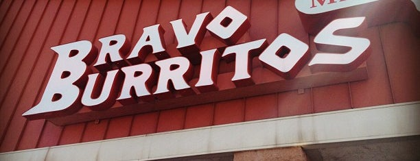 Bravo Burritos Mexicatessen is one of KVSC's Favorite Eateries.