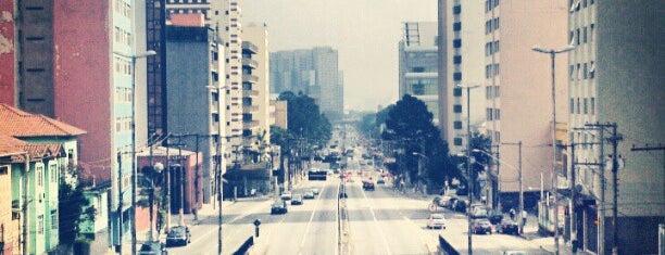 Avenida Francisco Matarazzo is one of Principais Avenidas de São Paulo.