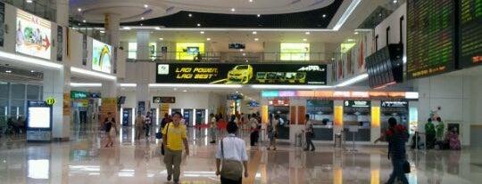 Terminal Bersepadu Selatan (TBS) / Integrated Transport Terminal (ITT) is one of Cool KL.