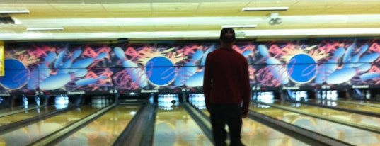 Centennial Lanes is one of favorites.