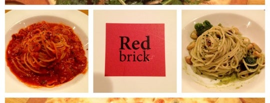 Red Brick is one of My Favorite Spots (Places I've really been to).