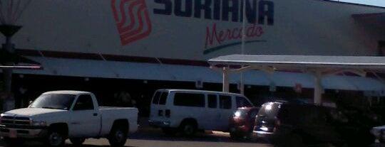 Mercado Soriana is one of Fin de Semana.