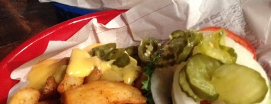 Fuddruckers is one of Top picks for Burger Joints.