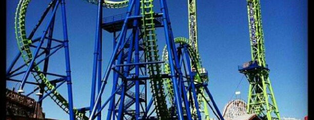 Six Flags New England is one of Favorite Arts & Entertainment.