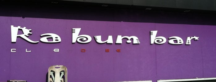 RA BUM BAR CLUB is one of Ultimate.