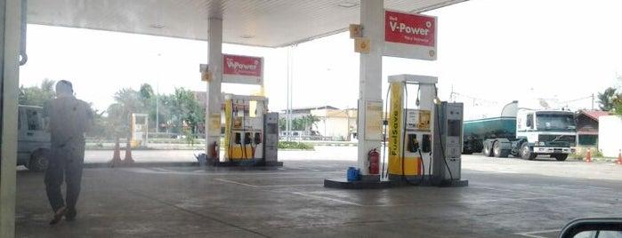 Shell Bt 3 Jalan Kapar is one of Petrol,Diesel & NGV Station.