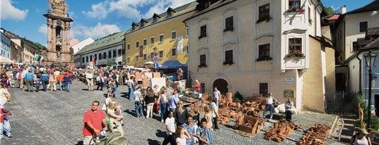 UNESCO Slovakia - kultúrne/prírodné pamiatky