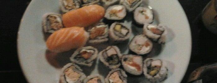 Sushi Mania is one of Sushi em Campão.