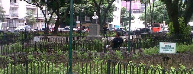 Plaza Las Delicias is one of Plazas, Parques, Zoologicos Y Algo Mas.