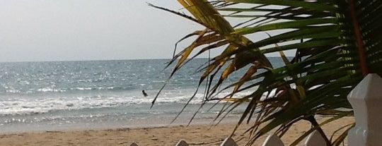 Mount Lavinia Beach is one of Trips / Sri Lanka.