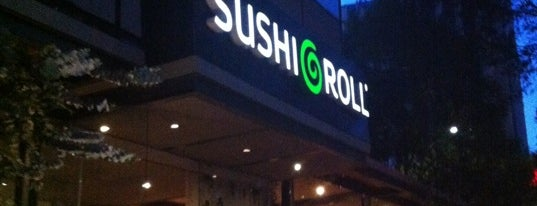 Sushi Roll is one of Colonia Nápoles (Mexico City) Best Spots.