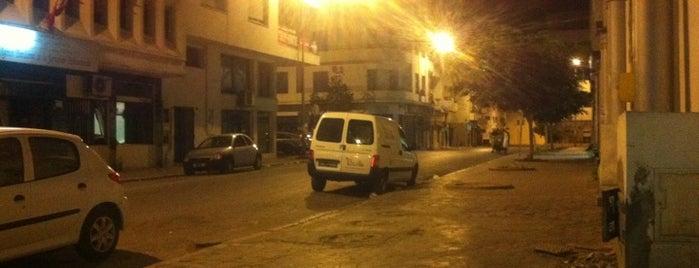 Lafayette | لافيات is one of Tunis City Badge - Bab el Bahr.