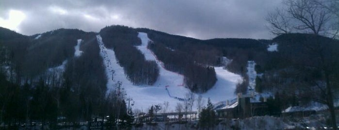 Loon Mountain is one of My favorites for Ski Areas.