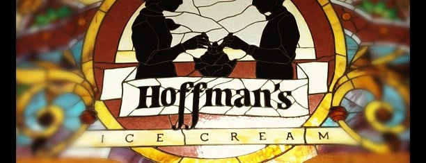Hoffman's Ice Cream is one of Man v Food Nation.