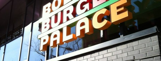 Bobby's Burger Palace is one of Penn Spots - West Philly.