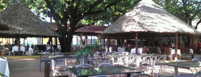 Restaurante Parque Recreio is one of Wi-fi grátis.
