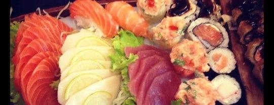 Shinpo Sushi is one of Comida japonesa.