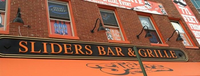 Sliders Bar & Grille is one of Neighborhood.
