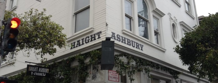 Haight-Ashbury is one of Haight-Ashbury.
