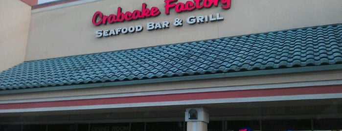 Crab Cake Factory is one of Top 10 favorites places in Gainesville, FL.