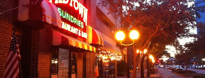 Midtown Sundries is one of DINERS DRIVE-INS & DIVES.