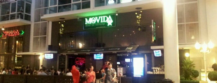 MOVIDA - Kitchen.Bar.Club Lounge is one of Nightlife.
