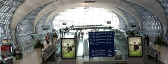 Gate F1 is one of TH-Airport-BKK-1.
