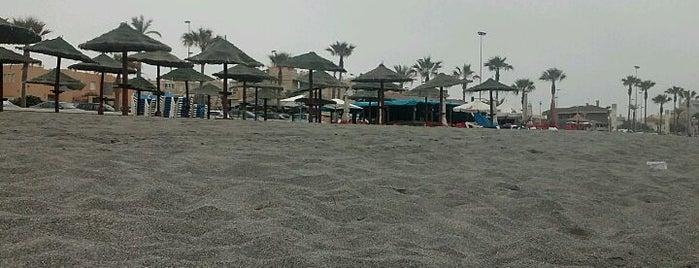 Playa de Nueva Almería is one of Almería Playas.