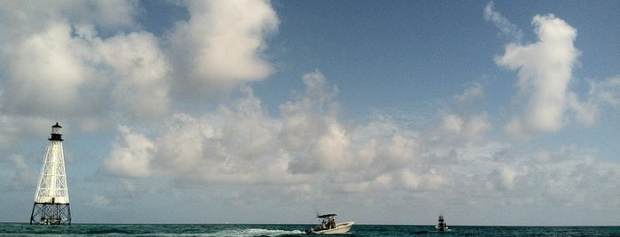 Islamorada, FL is one of Gretta Kruesi's Top Spots to Surf the Skies.