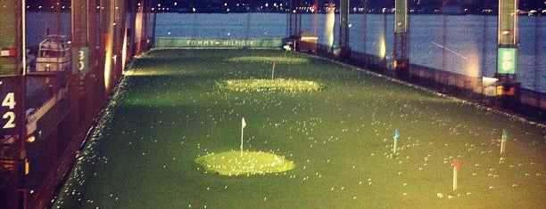 The Golf Club at Chelsea Piers is one of Sweat!.