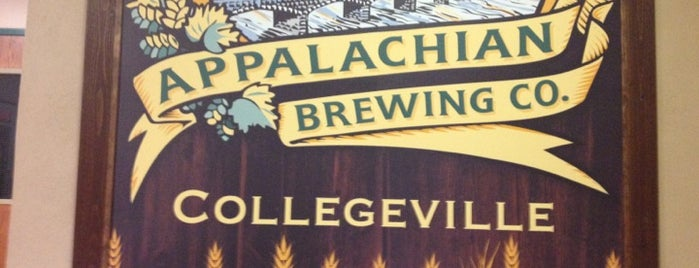 Appalachian Brewing Company is one of Favorite Craft Beer Places - Philly Suburbs.