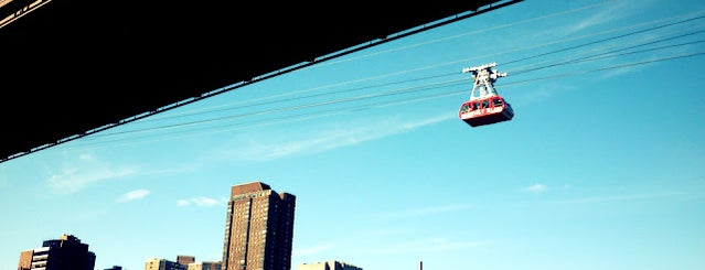 Roosevelt Island Tram is one of Our Favorite NYC Spots.