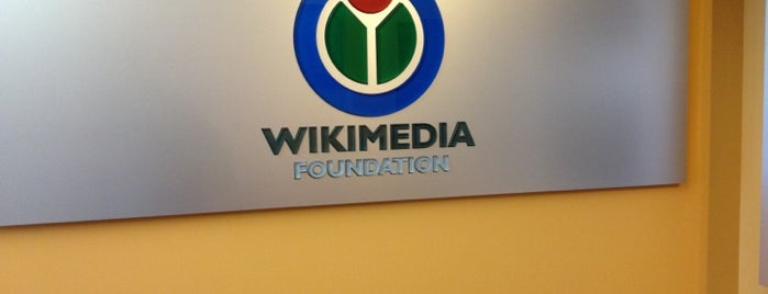 Wikimedia Foundation is one of silicon valley.