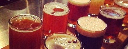 ThirstyBear Brewing Company is one of SOMA dinner/drinks.