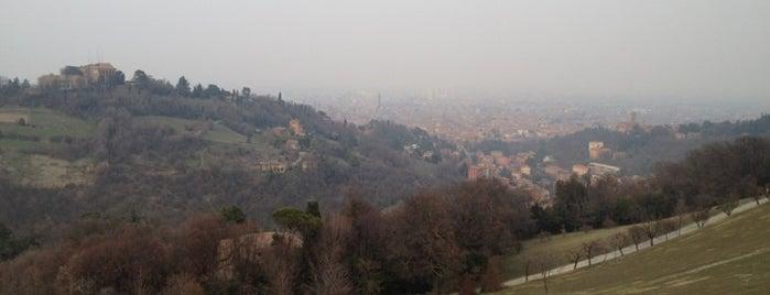Villa Ghigi is one of Bologna City Badge - Bolognese.